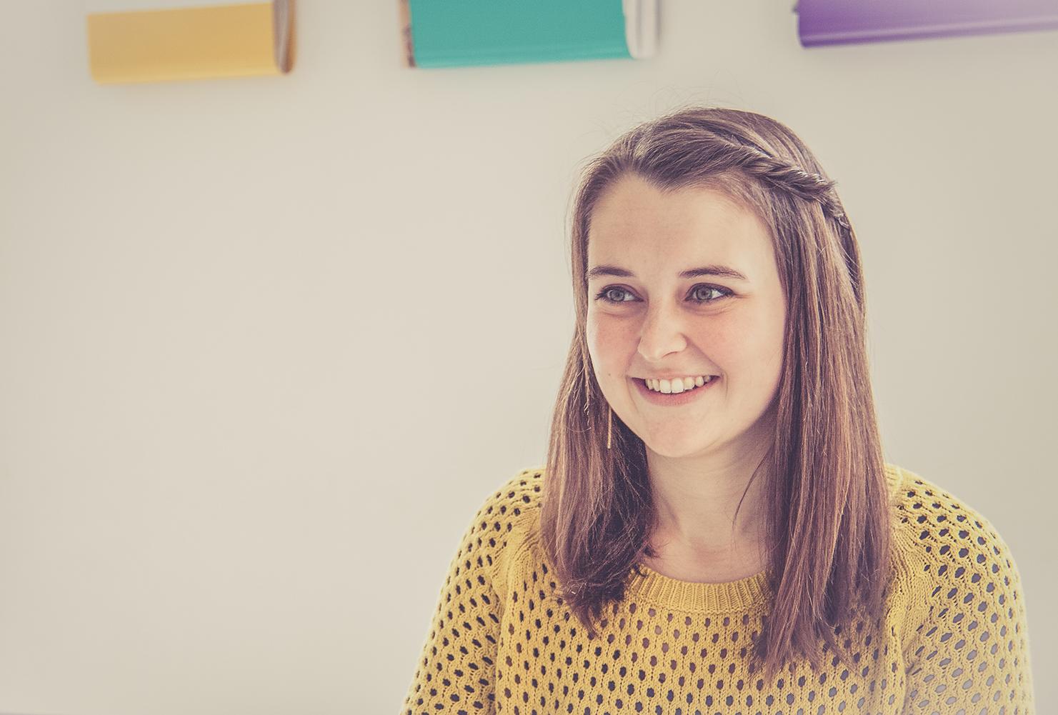 Hanne Schoolmeesters – grafisch ontwerper