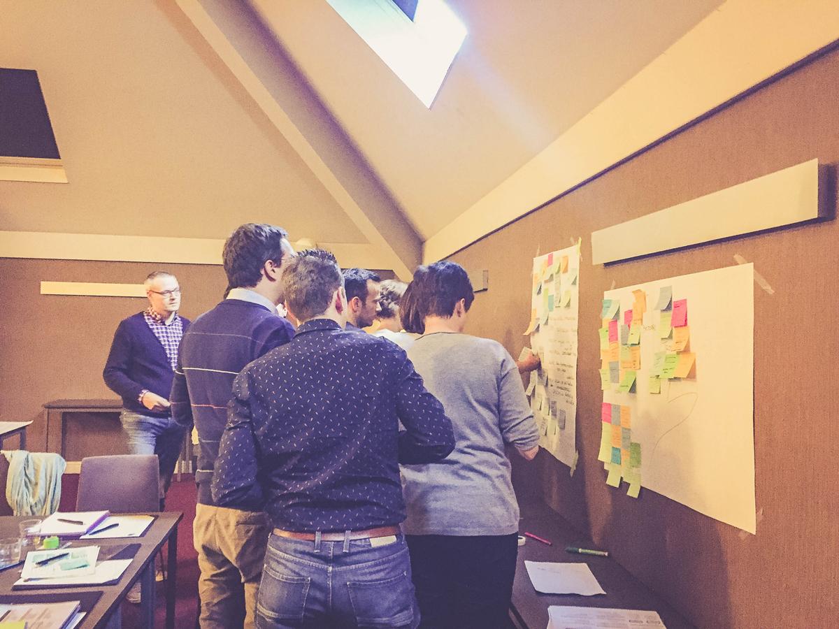 Management Verstraete IML kan vanuit dit kader zelf met hun team aan de slag rond resultaatgericht werken.
