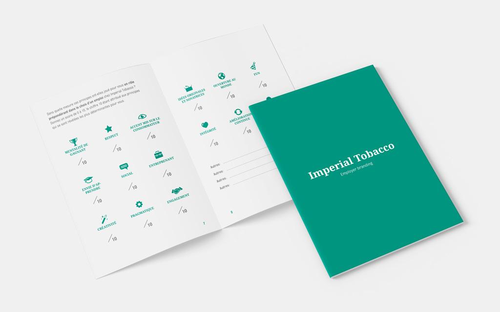 Co-creatieve workshop rond candidate journey en employer branding.