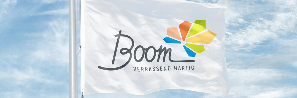 Sterke city marketing voor Boom