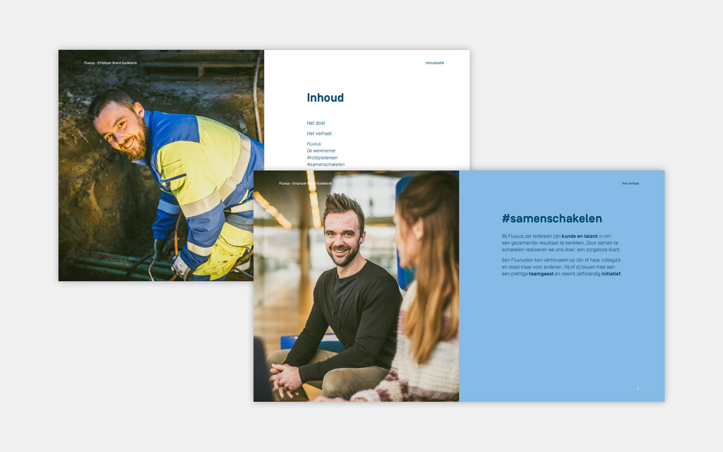Employer Brandbook