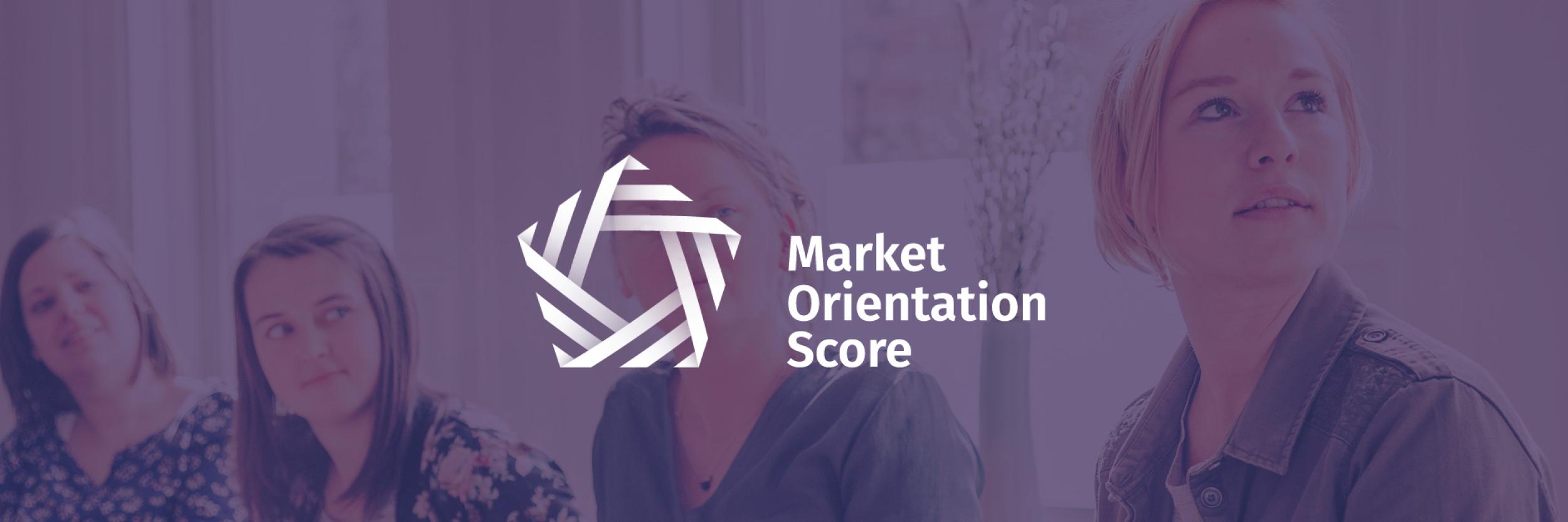 Een marktgerichte organisatie is van het gevoelige type