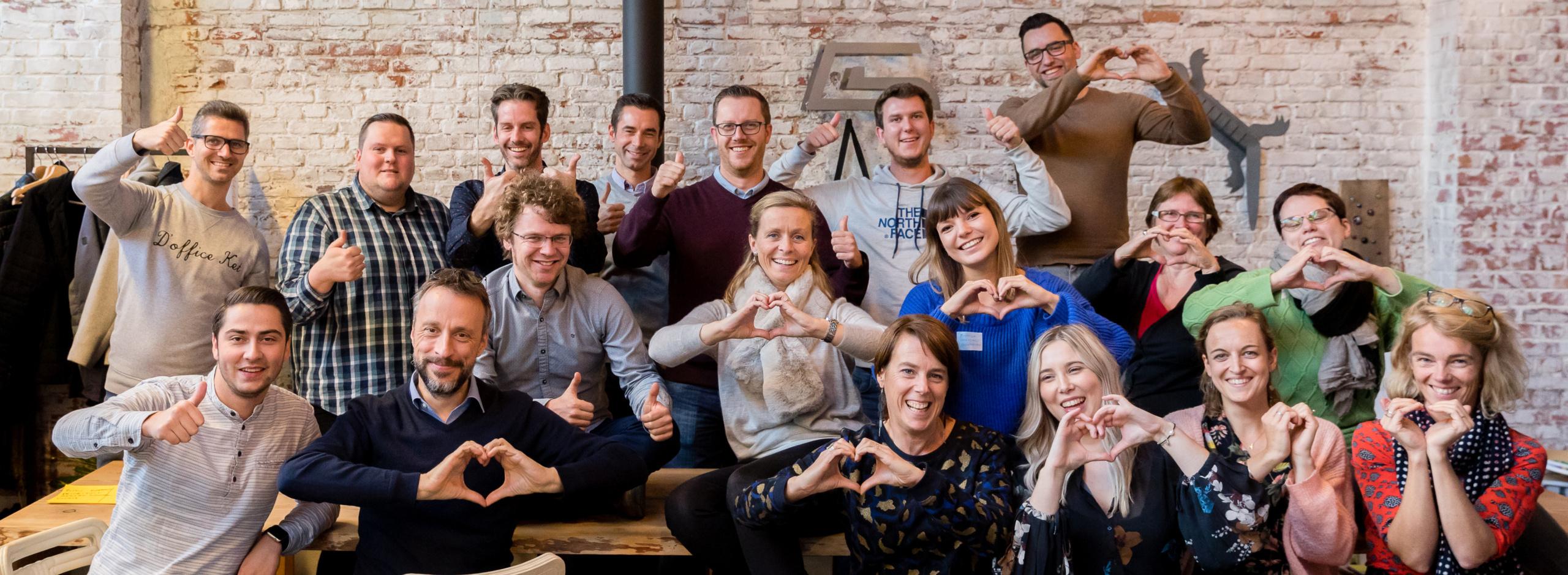 Een interview met Van Hoecke: luisteren, connecteren, ontzorgen van medewerkers en klanten